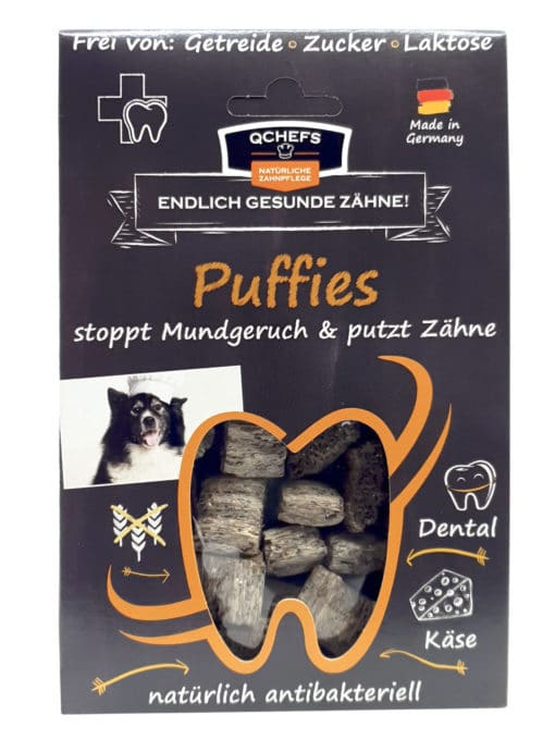 Puffies Verpackung